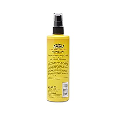 Formula 1 Fragrance Protectant- Fresh Citrus, Case of 12: Automotive