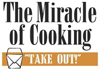product image for HIGH COTTON Clever Aprons - Miracle of Cooking