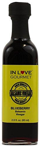 Blueberry Balsamic Vinegar 60ML/2oz Sample Size by In Love Gourmet