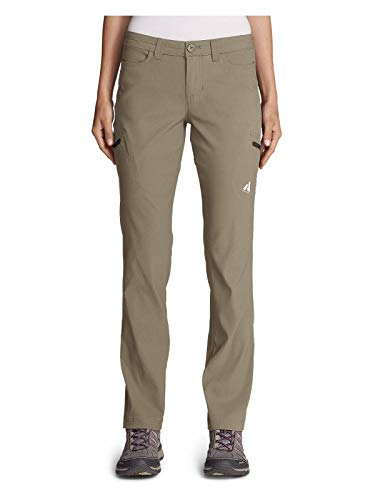 Guides Buddha (Eddie Bauer Women's Guide Pro Pants, Lt Khaki Regular 12)