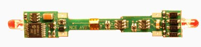 NCE NCE0137 NAVO Drop in Decoder for Atlas N Scale VO - - Decoder Drop In