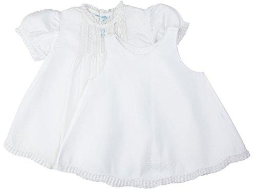 Pintuck Slip Dress - 4