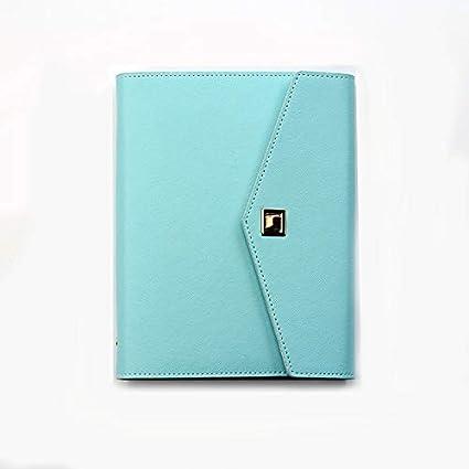 Amazon.com: GOP Store Leather Spiral Notebook Original ...