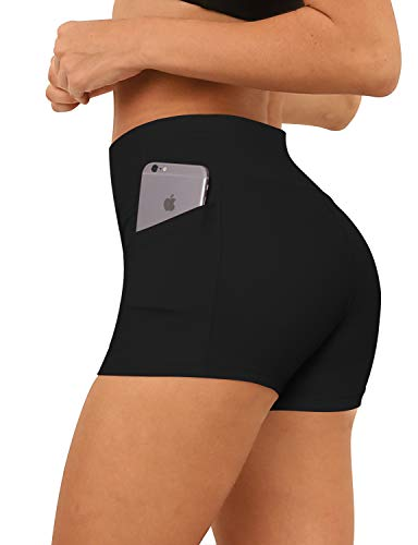 BUBBLELIME 2.5/ 4 Inseam Out Pocket Yoga Shorts Running Shorts Active