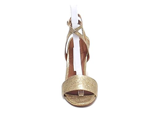 What For Damen Sandalen Gold Gold Gold
