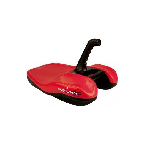 Aerodynamics Snow Hoover Downhill Thrill Sled Directional Control Joystick /Red by Aerodynamics