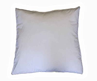Mybecca FeatherCloud Sham Stuffer Square Pillow Form Insert in Down-proof Cover