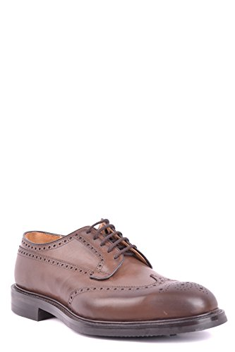 CHURCH'S Stringate Uomo MCBI069136O Pelle Marrone