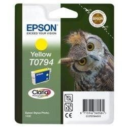 Epson Ink- Epson T0794 (T079420) Yellow Original Ink Cartridge