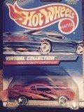Hot Wheels 2000 Virtual Collection #109 Monte Carlo Concept Car
