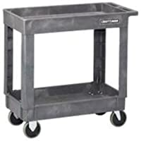 Deals on Craftsman 2-Shelf Heavy-Duty Utility Cart 59732