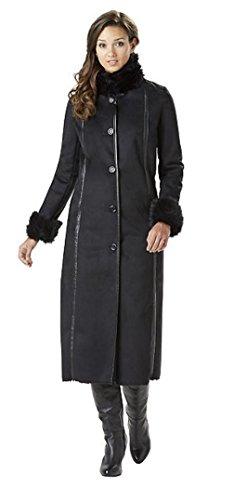 Xl Leather Coat - 1