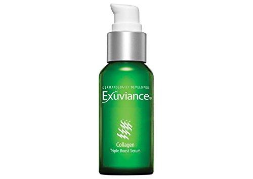 - Exuviance Collagen Triple Boost Serum, 1 Fluid Ounce