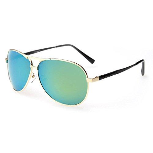 lunettes de Lunettes UV400 Cadre HD 1 Lunettes Protection Outdoor Coolsir Hommes Al conduite de polarisées soleil Mg Mengonee xOwRYZvqY