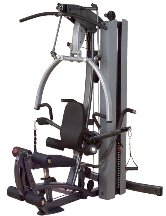 Body Solid FUSION 600 Personal Trainer w/ 310 Lb. Stack