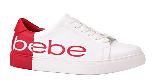 White Charley Red bebe Sneaker Women's wqgPnzzY