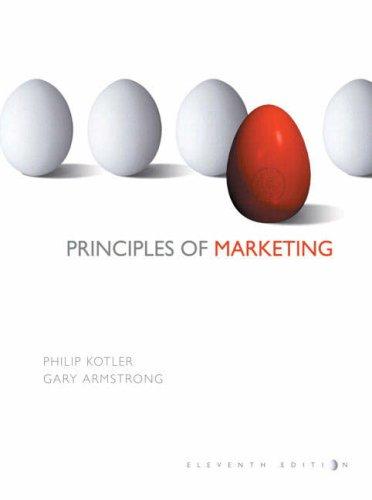 Principles of Marketing (Principles of Marketing)