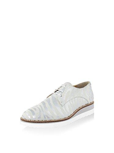 Giorgio Picino Zapatos de Cordones Plata EU 41 fLpWelYsYj