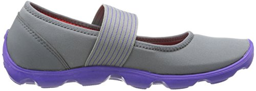 Duet ultraviolet Jane Graphite Day Mary Women's Crocs Busy 0f56wq4wa
