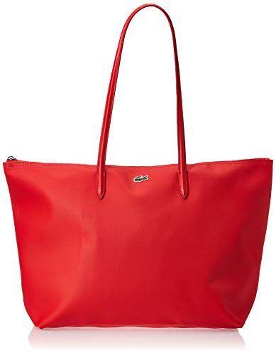 Lacoste Womens Shopping Bag, Red - NF1888PO
