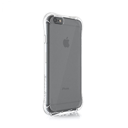 Ballistic iPhone 6 Case, [Jewel Series] 6-ft Drop Test Certified Protective [Clear] Bumper Case for iPhone 6 6s - Clear (Super Case Slim Jewel)