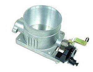 Satin Throttle Body - Professional Products 69223 75mm Satin Throttle Body