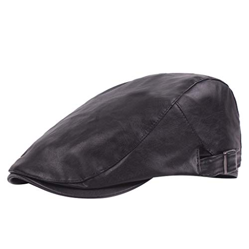 Palarn Newsboy Caps Bomber Cowboy Hats Berets Men Women Flat Cap Newsboy Baker Berets Duckbill Golf Driving Cabbie Hat