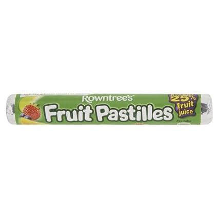 Rowntree s Rowntrees fruta Pastilles (Caja de 48): Amazon ...