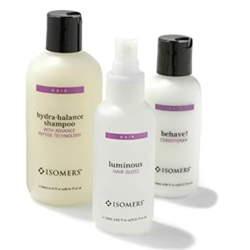 Amazon.com: isómeros cuidado del cabello Trio: Beauty