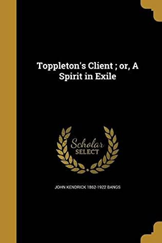 book cover of Toppleton\'s Client