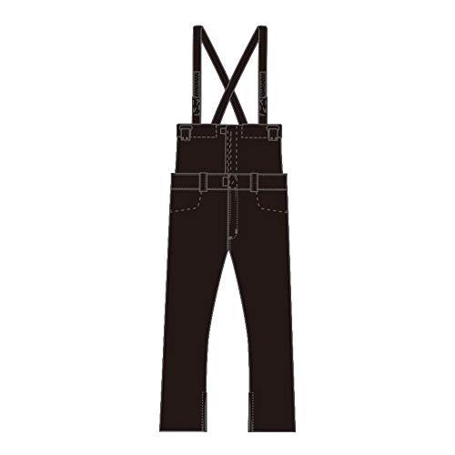 18-19 COLLECT MANIA コレクトマニア COM-07 HIGH TOP PANTS ハイトップパンツ スノーボードウェア スノーウェア B07JJT1XD2 Medium|#1_BLACK #1_BLACK Medium