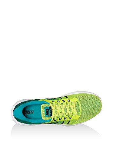 Lunarstelos Lime Sneaker NIKE Verde Uomo Basse HnB0Owpzq