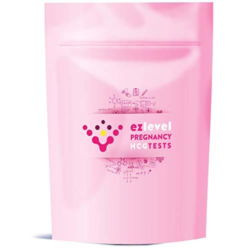EZ Level 100 Pregnancy HCG Urine Test Strips (100 HCG) (10 Days Dpo Too Early To Test)