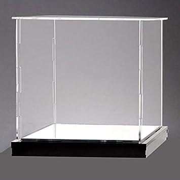ArgoBa Caja de exhibición de acrílico Transparente Modelo de ...