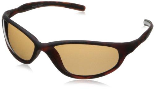 Chili's Bluefin Wrap Sunglasses,Tortoise & Brown,61 mm (Chilis Sunglasses compare prices)