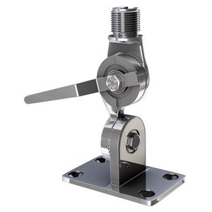 Shakespeare 4187 SS Ratchet Mount by Shakespeare