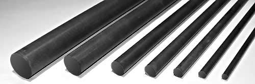 """Goodwinds Composites .030"""" x 48"""" Solid Round Carbon Rod"""