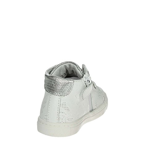 Ciao Bimbi 2301.30 Hoch Sneakers Mädchen Weiss/Silber