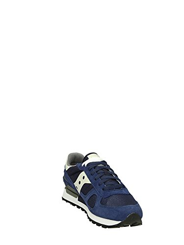 Saucony Original Blu Sneakers Shadow Uomo Basse PPgxUrAq