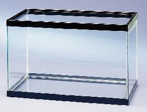 10050-5 Gallon Glass Aquarium - All Glass Aquaria - Each ()