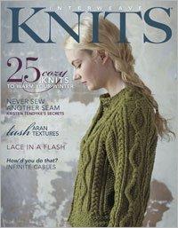 Interweave Knits, Winter/January 2013
