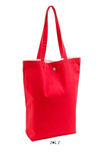 Sols - Vertigo - Shopping Tasche , Red , UNIQUE