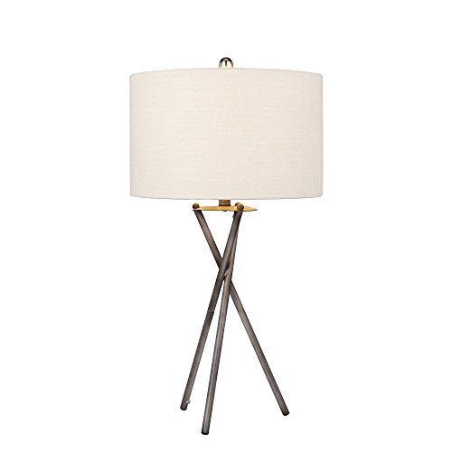 Cory Martin W-1545 Table Lamp, Rust Black