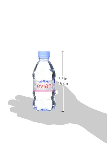 Evian Mineral Water 24 X 330Ml