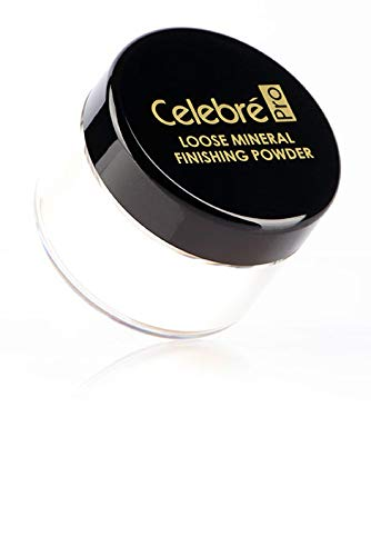 Mehron Makeup Celebre Loose Mineral Finish Powder (.42 ounce) (Translucent)