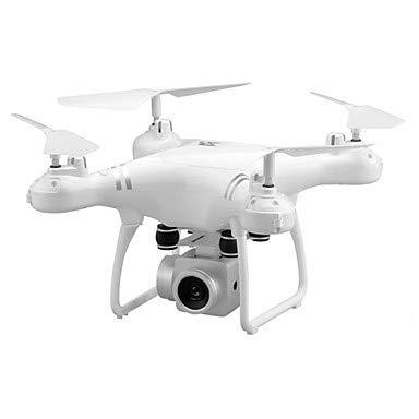 MAOFALZZNA RC Drone 4CH 6 Axis 2.4G with HD Camera 2.0MP 720P RC Quadcopter One Key to Auto-Return/Headless Mode / 360°Rolling RC