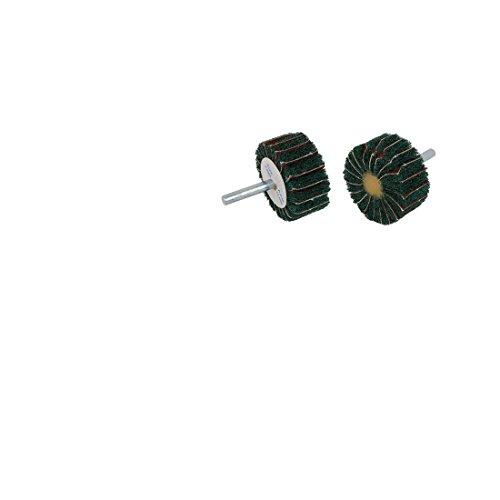 2pcs eDealMax 6 mm Vástago 50mm Dia cabeza cilíndrica de fibra de Nylon Abrasivas ruedas: Amazon.com: Industrial & Scientific