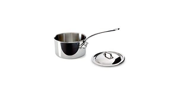 Amazon.com: Mauviel M cook – cacerolas de acero inoxidable ...