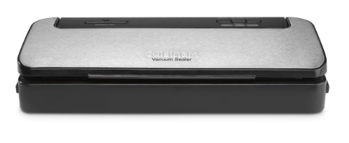 Cuisinart VS 100 Vacuum Sealer Black