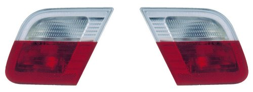 BMW 3 SERIES E46 CONVERTIBLE / COUPE PAIR TAIL LIGHT 99-3/03 NEW (E46 Tail Lights)